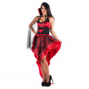 wholesale Business Equipment: Costumes - Costume Red Vamp