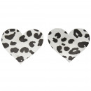 grossiste Fournitures de bureau equipement magasin: Pezoneras Corazon de dalmata blanc