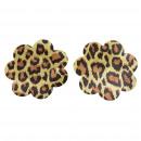 grossiste Fournitures de bureau equipement magasin: Pezoneras étoiles Leopard