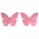 grossiste Fournitures de bureau equipement magasin: Brillant Papillon Pezoneras Rosa