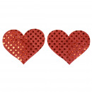 grossiste Fournitures de bureau equipement magasin: Brillant coeur rouge Pezoneras