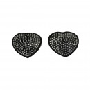 grossiste Fournitures de bureau equipement magasin: Pezoneras Black Heart Spangle