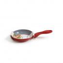 grossiste Poeles: Cuisine - ROUGE  18cm SOFT TOUCH sarten SAN IGNACIO