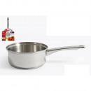 groothandel Spiegels: Kitchen - EMMER  STEEL IND. 18cm / 2L / 0.8mm San I