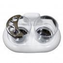 wholesale Dental Care: Kitchen - PORTA  BRUSHES TEETH WHITE  BASIC