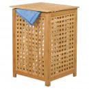 wholesale Garden & DIY store: Kitchen -  PONGATODO 40X40X85 CM BAMBOO