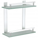wholesale Small Parts & Accessories: Kitchen - SHELF 2  LEVELS OF  ALUMINIUM AND ...