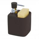 Kitchen - DISTRIBUTOR SOAP / SPONGE HOLDERS CHOCO