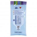 groothandel Reinigingsproducten: Kitchen -  schoonmaakdoekjes  voor REFREGIRADORA ...