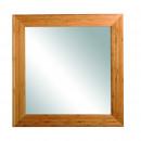 grossiste Miroirs: Cuisine - BAMBOO MIROIR 45 X 45 CM