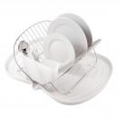 Cucina - cestino asciuga posate vassoio piegante P