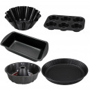 wholesale Microwave & Baking Oven: Kitchen - Set 5  molds for pastry oven