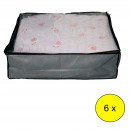 wholesale Garden Furniture: KITCHEN - LOT OF 6  CASES FOR BLANKETS - VENTILATED