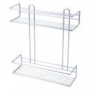 groothandel Badmeubilair & accessoires: KEUKEN - Planken -  badkamer - twee verdiepingen -