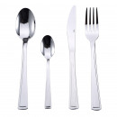 wholesale Houshold & Kitchen: KITCHEN - SET OF  24 PIECES OF STAINLESS STEEL CUTL