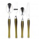 wholesale Houshold & Kitchen: KITCHEN - 24 piece  cutlery set STAINLESS STEEL
