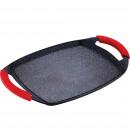wholesale Haberdashery & Sewing: KITCHEN - Iron /  CAST ALUMINUM Grill 36X23CM