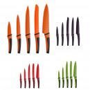 grossiste Jeux de Couteaux: CUISINE - Renberg -SET 5 couteaux INOX