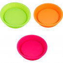 wholesale Business Equipment: KITCHEN - 25x4 SILICONE TART MOULD