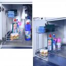 groothandel Reinigingsproducten: KEUKEN - OPSLAG -  LI module gebruiksvoorwerpen