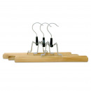 wholesale Trousers: KITCHEN - Hanger  for trousers - WOOD - lot