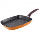 Großhandel Kaminöfen: COOKING - GRILL  PAN 28CM HARD CARBON STEEL