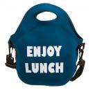 groothandel Boodschappentassen: KEUKEN - lunch tas 30x30x17 neopreno