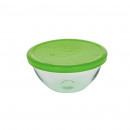 KITCHEN - 0.5L glass bowl 13.8x6.7CM GLASS C /