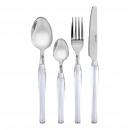 KITCHEN - Cutlery 24 PIECES STAINLESS STEEL