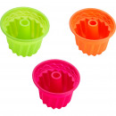 KITCHEN - CUPCAKES  MOULD 23X11 cm. SILICONE