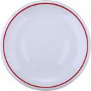 CUISINE - assiette DESSERT 20 cms. PORCELAINE