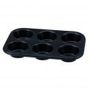 wholesale Business Equipment: KITCHEN - mold 6  MUFFIN  26.5X18.5X3.0CM ...