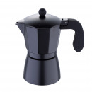 grossiste Cafetiere et percolateur: CUISINE - FLORENCE  BLACK COFFEE 6T ALU SG