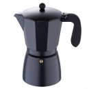 grossiste Cafetiere et percolateur: CUISINE - FLORENCE  BLACK COFFEE 12T ALU SG