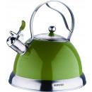 mayorista Casa y cocina: Bergner Milano -  Tetera con silbido 2,6 l.