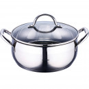 grossiste Pots & Casseroles: Cuisine - BERGNER  -CACEROLA 28X13CM 8L C / T GOURM