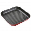 wholesale Pots & Pans: Kitchen - BERGNER  - GRILL PAN 28X28X4.5 CM. ALUM