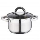 grossiste Meubles de salle de bains  & accessoires: Cuisine - Renberg  - STOCK POT 24X14,5 CM. ACIER IN
