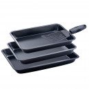 Kitchen - Renberg - SET 4P MOLD STEEL OVEN F