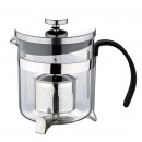 KITCHEN - Renberg  - COFFEE WITH PISTON 600ML. CRIS