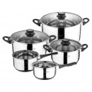 wholesale Microwave & Baking Oven: Kitchen - Cookware  eight pieces - San Ig