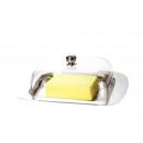 grossiste Meubles de salle de bains  & accessoires: CUISINE - beurrier  plateau avec couvercle en acryl