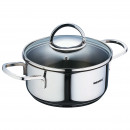 wholesale Microwave & Baking Oven: 16X7.5CM 1.35L  STAINLESS STEEL PAN INDUCTION