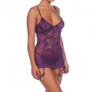 wholesale Laundry: Lingerie - Body Victoria Morado