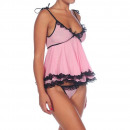 wholesale Erotic Clothing: Lingerie - Body Yasmin Rosa