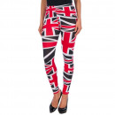Clothing Women - Legging Red Engand