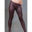 wholesale Trousers: Women's  Clothing - Basic Legging Brown