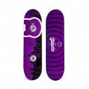 patère skateboard murale - crazycat- porte manteau