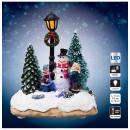 Kerst decoratie - geleid - binnen