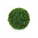 Großhandel Pflanzen & Töpfe: Ball-Box -  künstliche grüne Pflanze - d 30 c